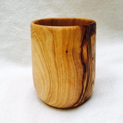 オリーブの木 コップ kub