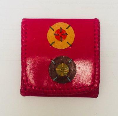 【入荷待ち】三つ折り財布S まる ピン...
