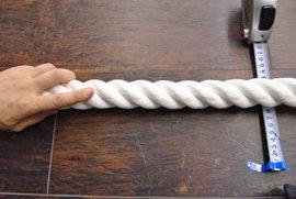 ロープ クレモナロープ 分径36mm お得な200m巻!