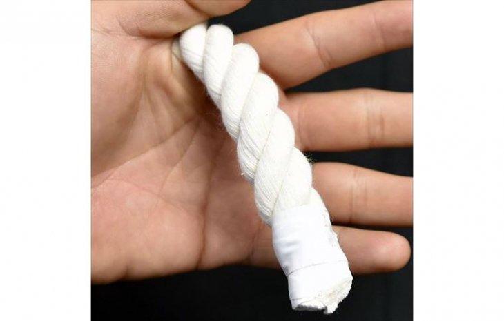 ロープ 綿ロープ 太さ約 18mm 1メートル単位 カット販売(切売) 購入単位は メートルです