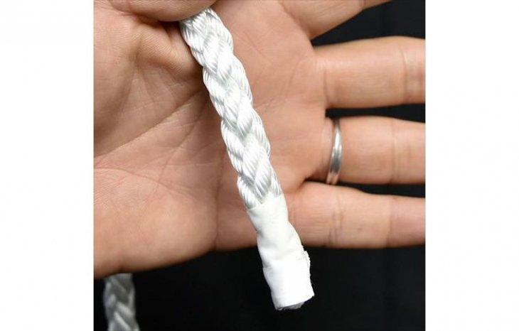 ロープ ナイロンクロスロープ 分径12mm 切り売り