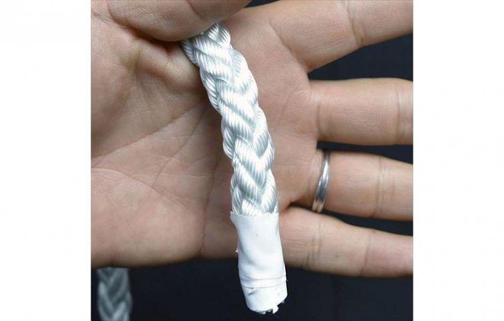 ロープ ナイロンクロスロープ 分径14mm 切り売り