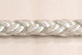 ロープ ナイロンクロスロープ 分径10mmお得な200m巻