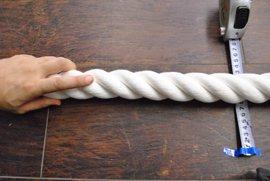 ロープ クレモナロープ 分径45mm お得な200m巻!
