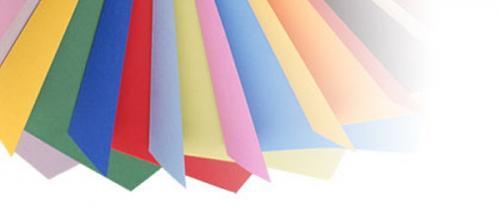 リンテック 色画用紙 四つ切(100枚) ニューカラーR 4NCR