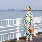 セオ・アルファプレタ浴衣【マリンロープ】グリーン S,L