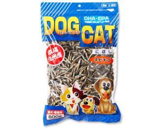 DOG&CATきびなご800g