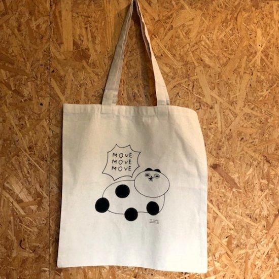 アニマルTシャツ展 トートバッグ 茂苅恵 - FOLK old book store  古本・新本・個人出版本・グッズの販売