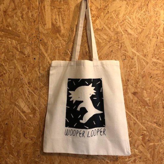 アニマルTシャツ展 トートバッグ よしだみさこ - FOLK old book store  古本・新本・個人出版本・グッズの販売