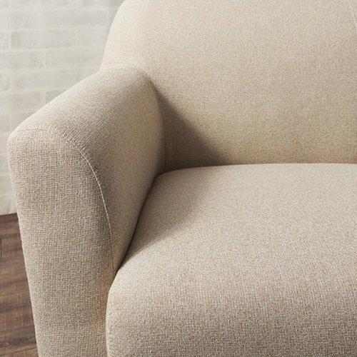 コンパクトで丸みのある可愛いソファ【LNA】2人掛け 【6】