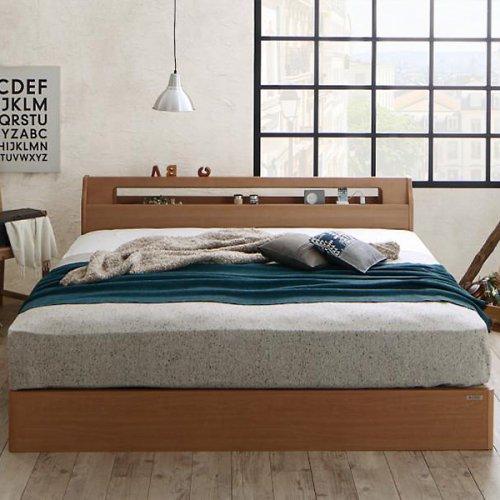 アルダーデザインラージサイズ収納ベッド【HRM】 【3】