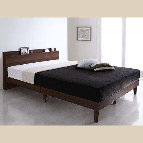 シンプル&スタイリッシュデザインすのこベッド【RST】 【2】