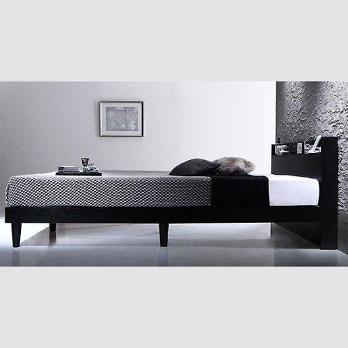 シンプル&スタイリッシュデザインすのこベッド【MGT】 【3】