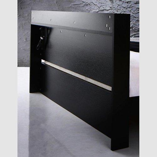 シンプル&スタイリッシュデザインすのこベッド【MGT】 【9】