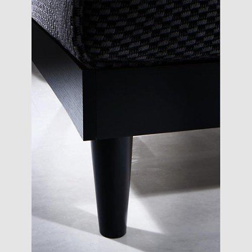 シンプル&スタイリッシュデザインすのこベッド【MGT】 【10】