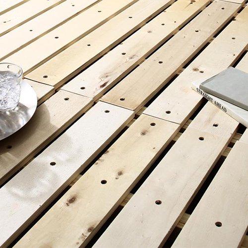 床板が通気性の良いすのこ仕様!6色展開の収納ベッド【GBS】 【5】