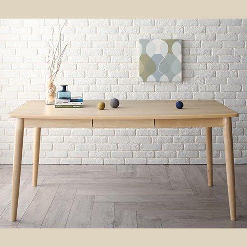 上質感のある北欧風デザイン!ダイニングテーブル5点セット【LRL】 【8】