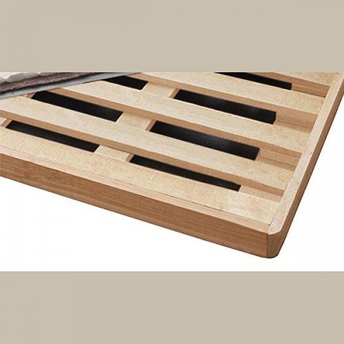 通気性のある床板!跳ね上げ式大容量収納ベッド【NKL】 【11】