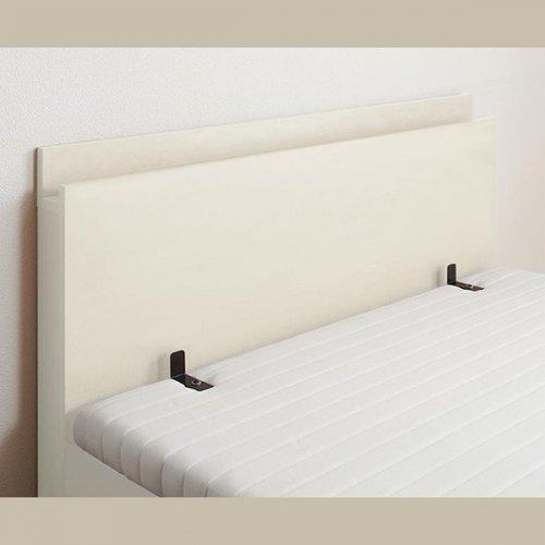 通気性のある床板!跳ね上げ式大容量収納ベッド【NKL】 【20】
