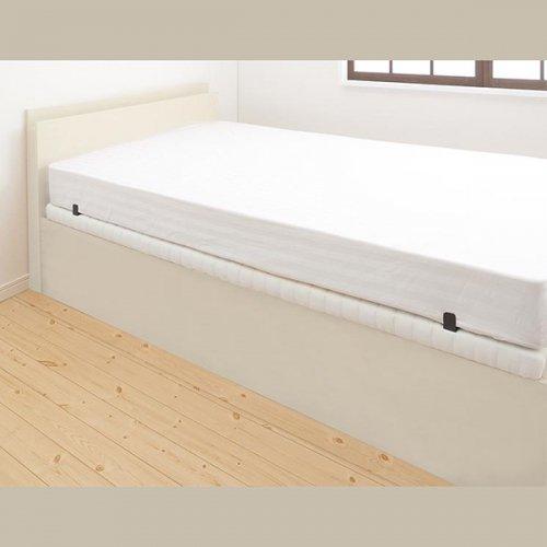 通気性のある床板!跳ね上げ式大容量収納ベッド【NKL】 【21】