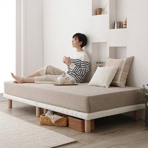 180cmショートサイズマットレスボトムベッド【SMB】 【3】