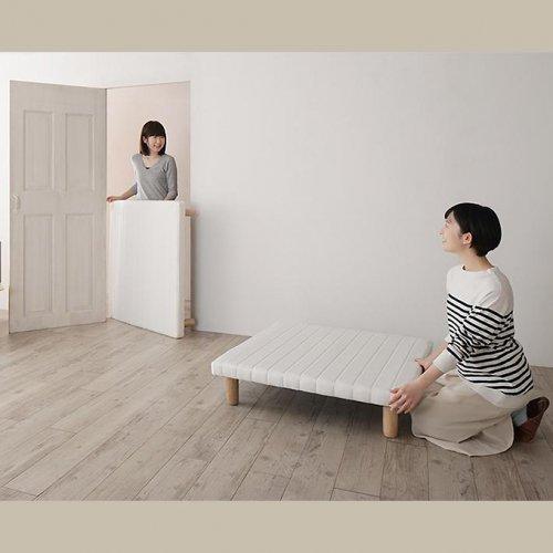 180cmショートサイズマットレスボトムベッド【SMB】 【5】