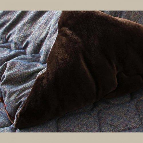 高級・多色織りジャガード生地使用!安心の国産こたつ布団【JMK】掛布団&敷布団2点セット 【10】