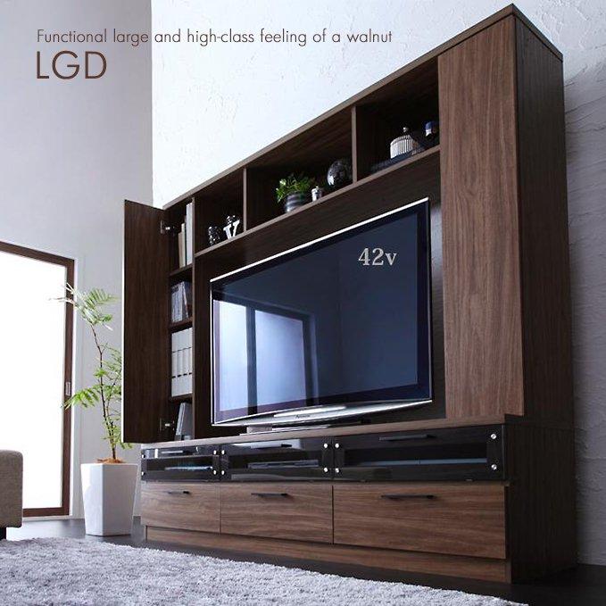ハイタイプテレビボード【LGD】