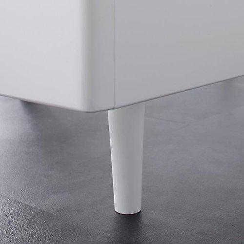 シンプル&スタイリッシュ!モダンデザインすのこベッド【ALM】 【5】