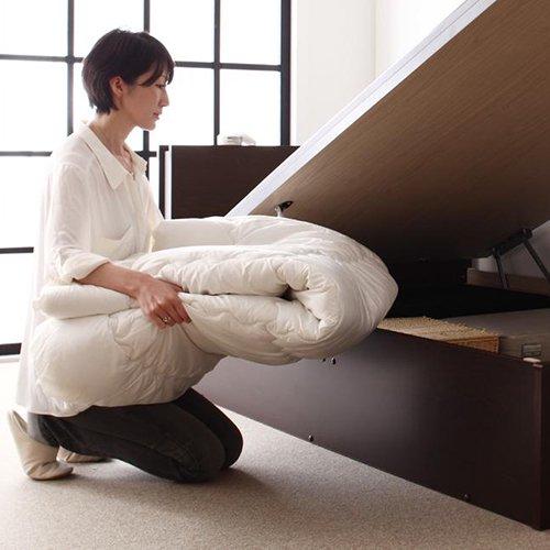 和モダンな畳仕様!大容量収納リフトアップベッド【TKH】 【3】