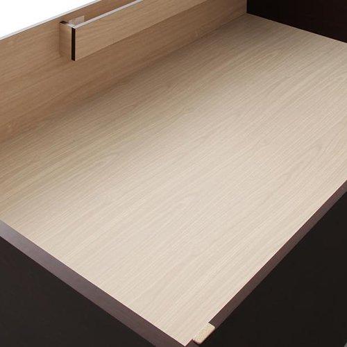 和モダンな畳仕様!大容量収納リフトアップベッド【TKH】 【9】