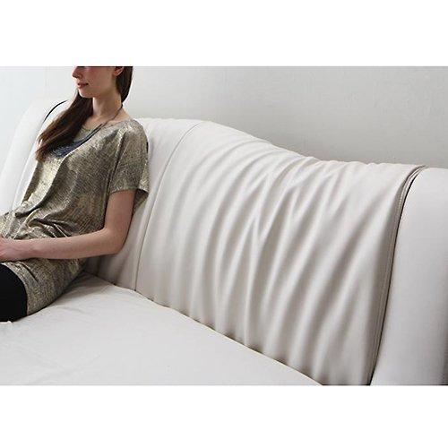 スーパーソフトレザー・ラグジュアリーデザイン流線型ベッド【FTN】(レギュラーサイズ) 【4】