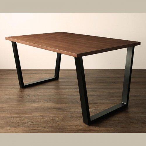 ヴィンテージデザイン・リビングダイニングテーブルセット【CSC】4点ベンチセット 【10】