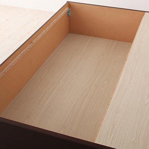 日本製・安心の品質!コンパクトデザイン・ショートサイズチェストベッド【RFS】 【6】