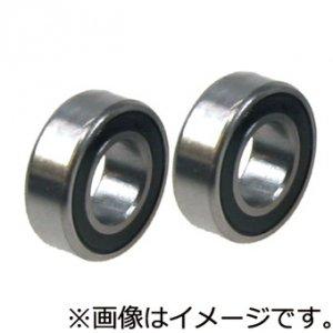 620ベアリング(2x6x2.5mm ラバーシール)10コ入り[BB620U-R]