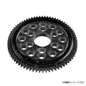 KP48ピッチ・スパーギヤ(2枚入り)76T[1082-76T]