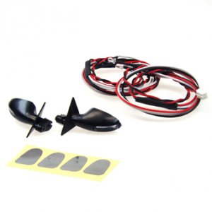 レーシングLEDウインカーミラー:LED-01/LED-06用[LED-14U]