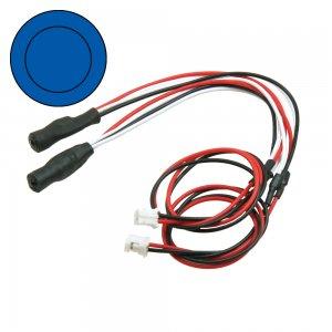 3mmツインアクションイカリング・LEDシステム用[中BL外BL][LED-08-BL/BL]