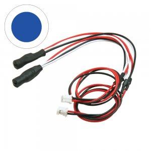 3mmツインアクションイカリング・LEDシステム用[中BL外WI][LED-08-BL/WI]