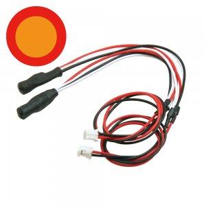 3mmツインアクションイカリング・LEDシステム用[中OR外RE][LED-08-OR/RE]