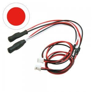 3mmツインアクションイカリング・LEDシステム用[中RE外WI][LED-08-RE/WI]