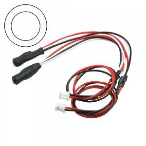 3mmツインアクションイカリング・LEDシステム用[中WI外WI][LED-08-WI/WI]