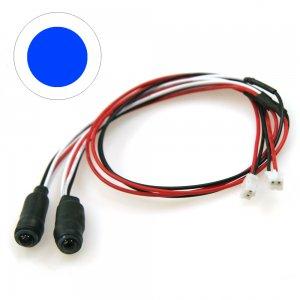 5mmツインアクションイカリング・LEDシステム用[中BL外WI][LED-09-BL/WI]