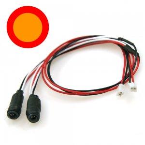 5mmツインアクションイカリング・LEDシステム用[中OR外RE][LED-09-OR/RE]