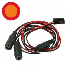 5mmイカリングLEDライト・タイプ1[中OR外RE]4.8~6V対応[LED-05-OR/RE]