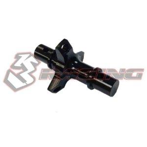 3レーシング Advance フロントソリッドアクスル[SAK-A514]