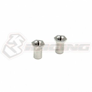 3レーシング ADVANCE 2K18 EVO ステアリングポスト[SAK-A529/A]