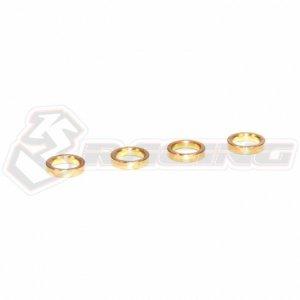 3レーシング ADVANCE 2K18 EVO M5 x 7 x 1.5 真鍮スペーサー[SAK-A534]