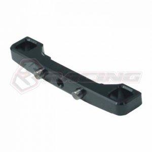 3レーシング Advance 20 アルミ7075 サスマウントRR(43.7mm)[SAK-A544]
