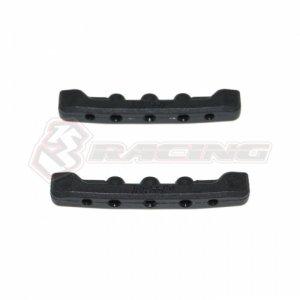 3レーシング 4.5mm サスマウント - RR(ADVANCE S) [SAK-AS607]